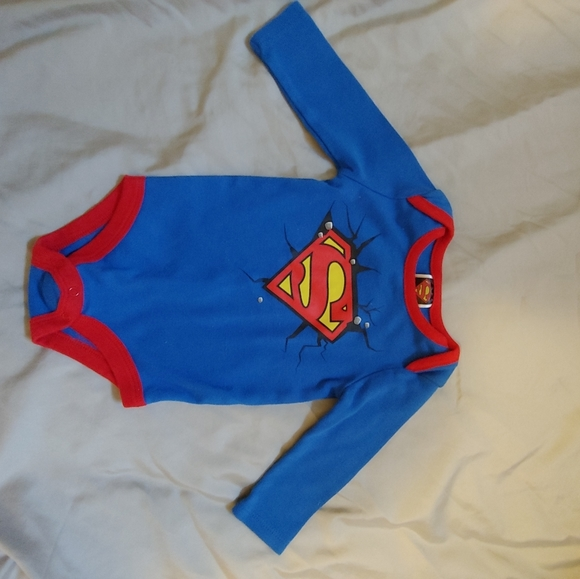 Other - Baby's Superman onsie